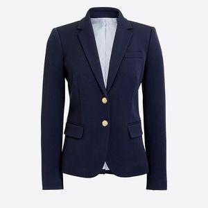 New JCREW Navy Schoolboy blazer